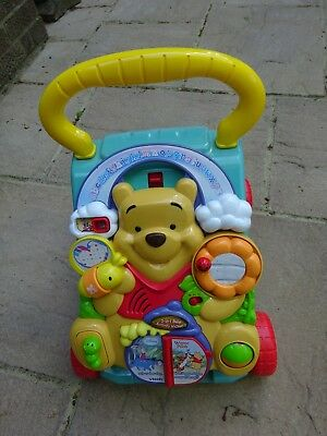 Baby Walker Winnie the Pooh used but really good condition