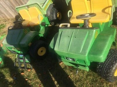 2 X John Deere Kids Gator Ride On's
