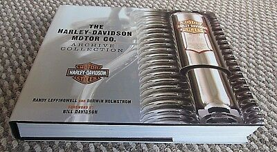 Harley Davidson Archive Collection Book