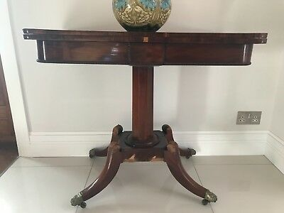 regency card table for repairs