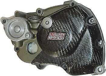 Carbon Fiber Ignition Cover Wrap LightSpeed 052-00420 For Honda CRF450R