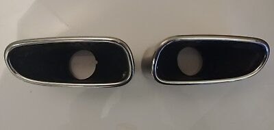 Porsche 911 997 Exhaust  tips/ Tail Pipes 997.111.152.01, 997.111.151.01