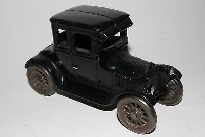 1920's AC Williams Cast Iron Ford Model T Coupe
