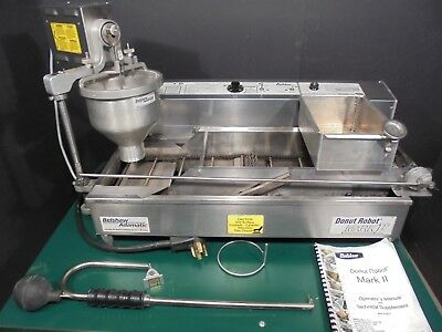 Donut Machine / Maker / Fryer / Donut Robot Mark Ii Belshaw >>>Nice<<< $6250.00