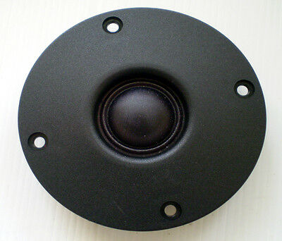 "DT-107 1"" soft dome 130w flat response Hi-Fi tweeter T27 upgrade or replacement"