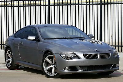 2009 BMW 6-Series 650i * COUPE * 650 * SPORT PKG * 2009 BMW 6-Series * Paddle Shifters * HEATED SEATS * Fresh Service *CLEAN CARFAX
