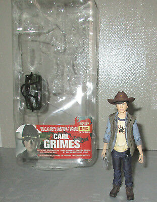 The Walking Dead Carl Grimes McFarlane Series 4 Exclusive Actionfigur Toys Rick
