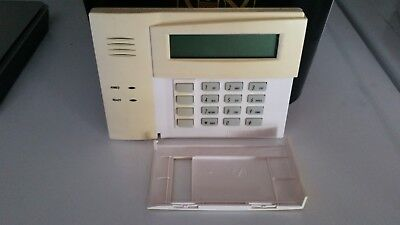 Used Honeywell Ademco Vista LCD Alpha 6160 Keypad