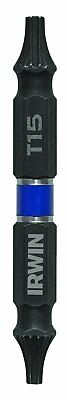 IRWIN Tools 1892004 Impact Performance Series Double-Ended Screwdriver Power Bit