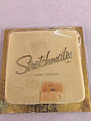 Vintage Baby Pantees Stretchmates in Original Packaging