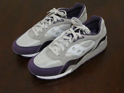 finest selection bcc80 f7913 SAUCONY SHADOW 6000 shoes mens new sneakers 70007-56 grey purple