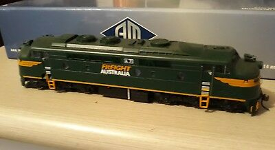 Auscision A71 freight Australia livery suits austrains trainorama