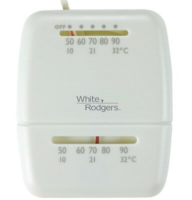 White Rodgers 24 Volt Heat Only Thermostat Heat Model M30 **FREE SHIPPING**