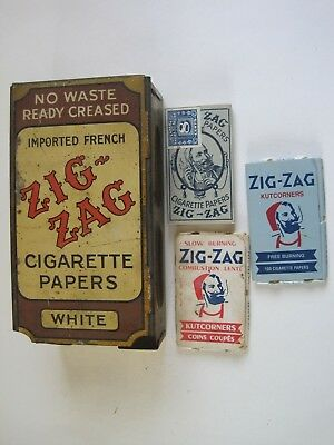 ZIGZAG Cigarette Paper Dispenser
