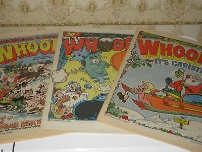 Whoopee! Comic Christmas Editions. (New)