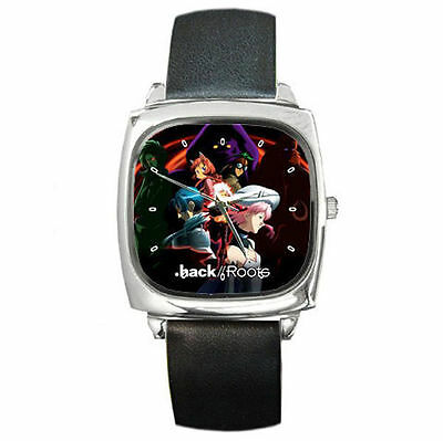 Brand New .hack//roots Hot leather wrist watch