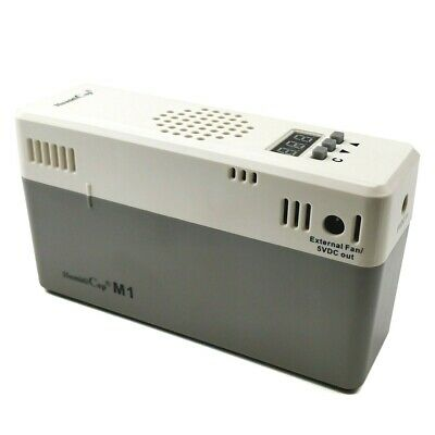 HumidiCup Electronic Cigar Humidifier M1 for 100-500 Count humidor cabinet