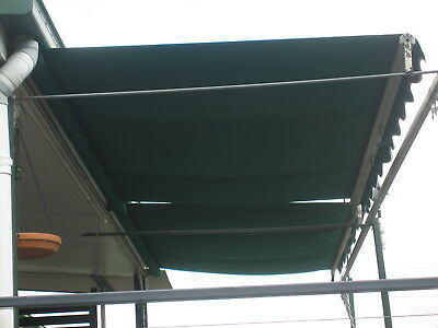 awnings pull out x 2