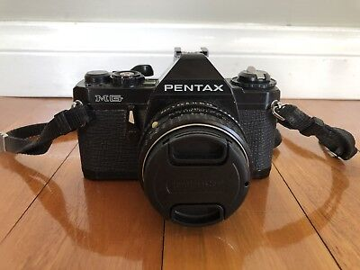 Pentax MG 35mm SLR Camera 50mm Lens Included