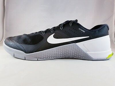 on sale 60fc4 bca4e Nike Metcon 2 Men s Cross Training Shoe 819899 001 Size 15