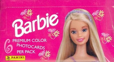 BARBIE - PHOTOCARDS - PANINI  TRADING CARD Multiple Cards, Most Of Set