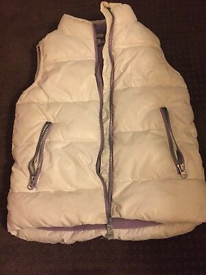 Girls Pumpkin Patch size 6 Puffer jacket