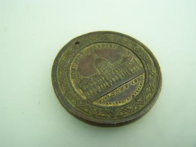 1897 Queen Victoria 60th Jubilee & Adelaide Exhibition medal              2903