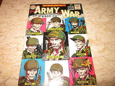 Our Army at War #112 (Nov 1961, DC)