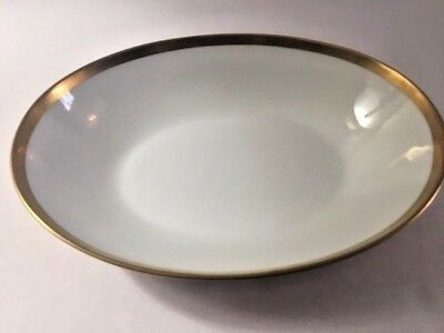 "Fitz and Floyd Versailles Dusty Rose ~ 10.5"" Oval Vegetable Bowl"