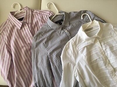 Lot of 3Womens Shirts Veronica Maine And Country Road size 12