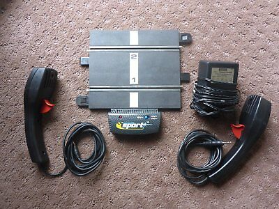 Scalextric Sport Powerbase, 2 x Controllers, 1 x 16v Power Supply