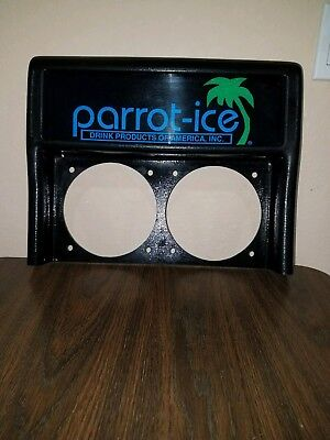 Parrot Ice Frozen Margarita Machine Plastic Front
