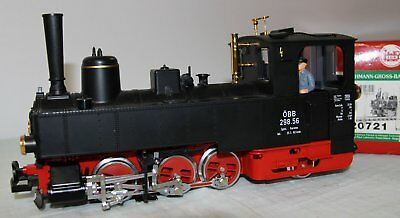 LGB 20721 OBB Loco with MTS/DCC and Sound