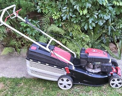 Alko Al-Ko self propelled Push lawn Mower excellent condition