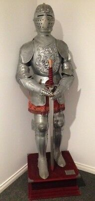 Carlos V Suit of Armor Armour by Marto of Toledo Spain Full Size
