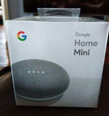 Google Home Mini - Chalk - band new in sealed box