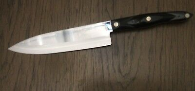 "CUTCO  # 1728 Butcher Knife 13-1/4"" Made In USA Olean NY"