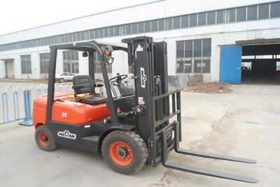 Brand New Wecan 2.5T DIESEL Forklift  With Sideshift Container Mast