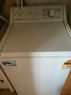 Simpson Washing Machine Riviera 429 Heavy Duty