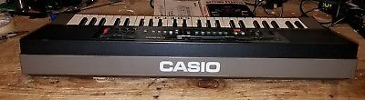 Casio computer Casiotone MT-210 Vintage 1984 Electronic Keyboard Synthesizer