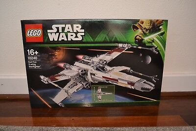 LEGO Star Wars 10240 Red Five X-wing Starfighter - BRAND NEW - Mint Condition #4