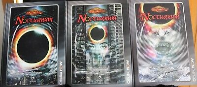 """Cthulhu NOW """"Nocturnum Kampagne"""" Band 1-3"""
