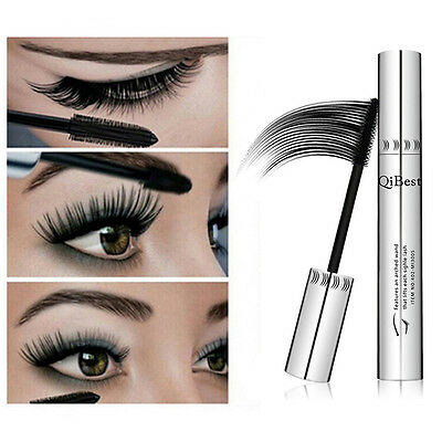 New Qibest Cosmetic Makeup Black Curling Eyelash Extension Eye Lashes 3D  ffdd