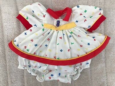 My Child Doll Original ABC Dress Outfit