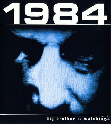 """Nineteen Eighty-Four (1984)""   Audio + Plus Text on Disk"