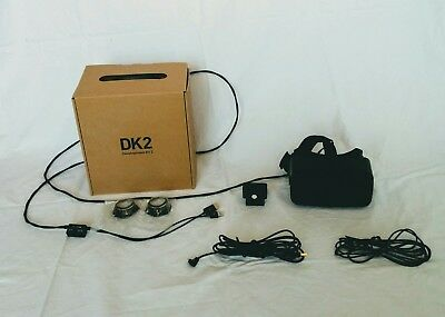 OCULUS Rift DK2 DK 2 VR Virtual Reality Brille Development Kit 2