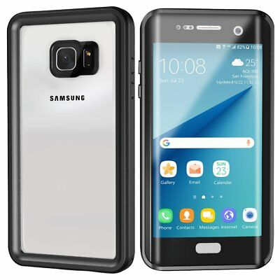 Waterproof Case Underwater Shockproof Dirtproof Cover For Samsung Galaxy S7 EDGE