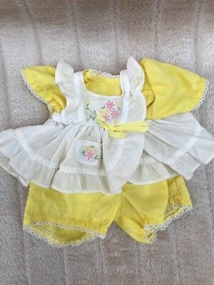 My Child Doll Original Yellow Romper Outfit
