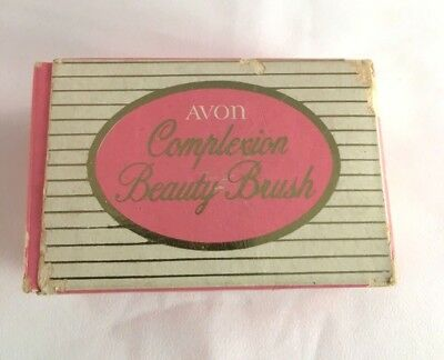 Avon Vintage Complexion Beauty Brush in Original Packaging