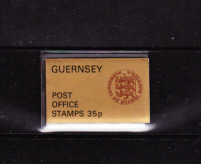 Guernsey stamps - Booklet MUH